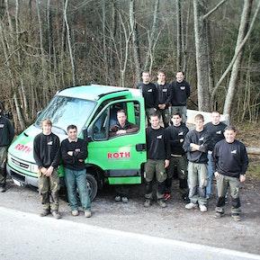 Das Team Roth