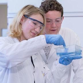 Laborant/-in EFZ, Fachrichtung Biologie
