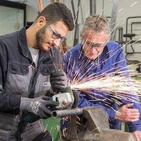 Anlagen- und Apparatebauer/-in EFZ