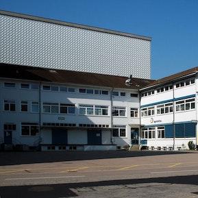 Ausbildungszentrum Schweizerhalle