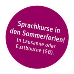 Sprachkurse in den Sommerferien!