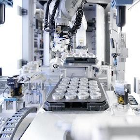 CNC-Werkstatt