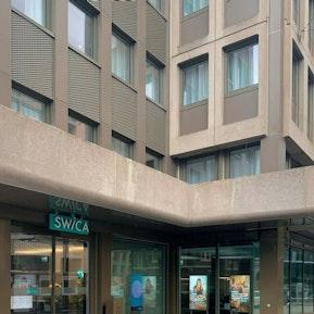 Gebäude SWICA Regionaldirektion Zürich