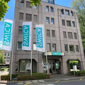 Gebäude SWICA Regionaldirektion Winterthur