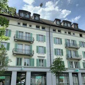 Gebäude SWICA Regionaldirektion Luzern