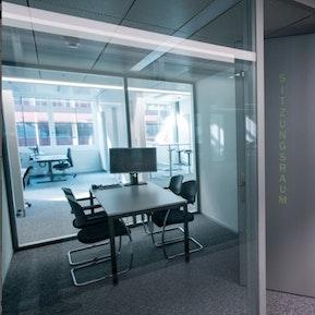 Superblock Sitzungszimmer