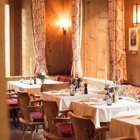 In drei Restaurants erfüllen wir Ihre gastronomischen Wünsche!