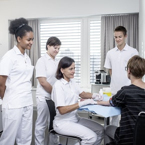 Fachmann / Fachfrau Gesundheit EFZ