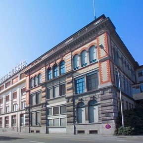 Gebäude Lindt & Sprüngli