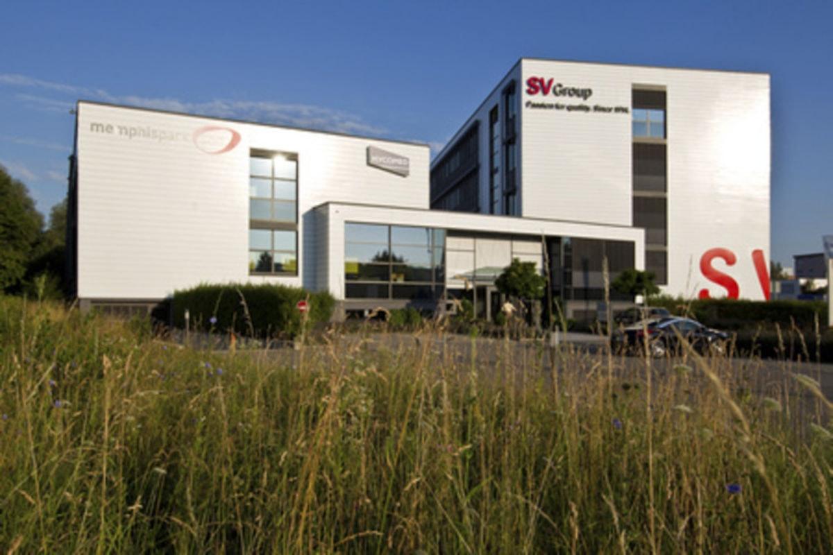 Unser Unternehmen - SV (Schweiz) AG