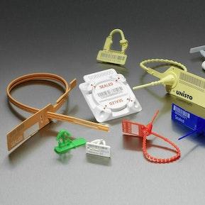 Unsere Produkte: Sicherheitsplomben