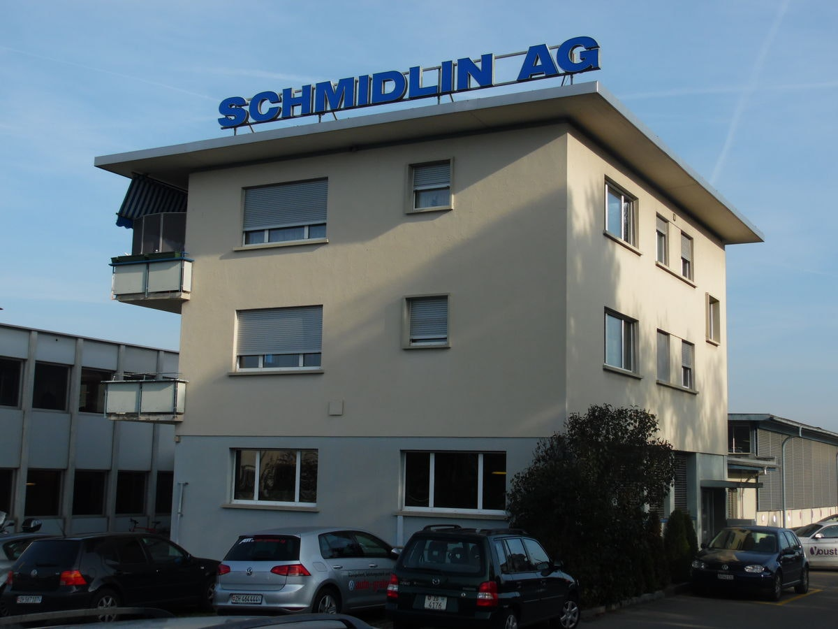 Schmidlin AG - Outside