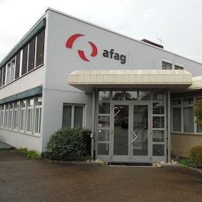 Gebäude AFAG