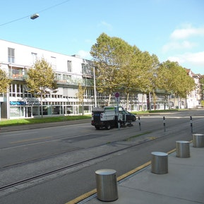 Hitachi Zosen Inova - Gebäude / Aussenansicht