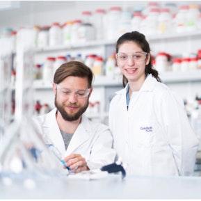 Labor Lehre bei Geistlich Pharma AG