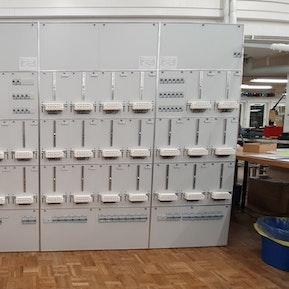 Unsere Produkte: elektrische Steuerungen und Verteilanlagen