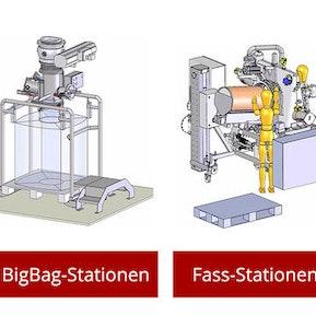 Produkte: Containment-Anlagen für Pharma- und Chemiebranche