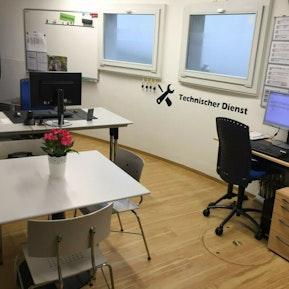 Büro Technischer Dienst