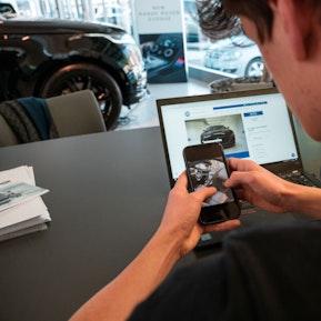 Kaufmann/-frau EFZ Profil E Automobil-Gewerbe