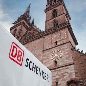 Erlebe die Schenker Schweiz AG unterwegs