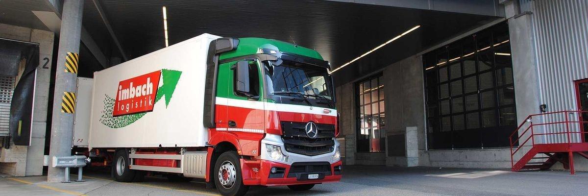 Die Imbach Logistik AG!