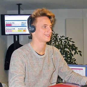 Fachfrau/Fachmann Kundendialog EFZ am Standort Bellinzona