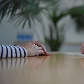 Gesprächssituation