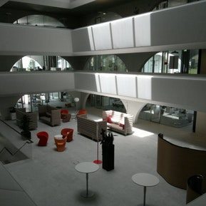 Geschäftsräumlichkeiten Hauptsitz