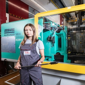 Kunststofftechnologe/login EFZ