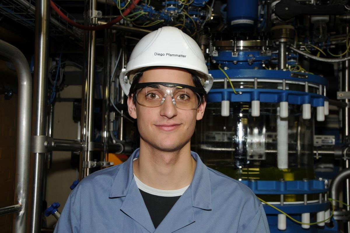 Chemie- und Pharmatechnologe/-login EFZ