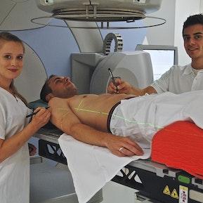 Dipl. Fachmann/-frau für med-techn. Radiologie HF