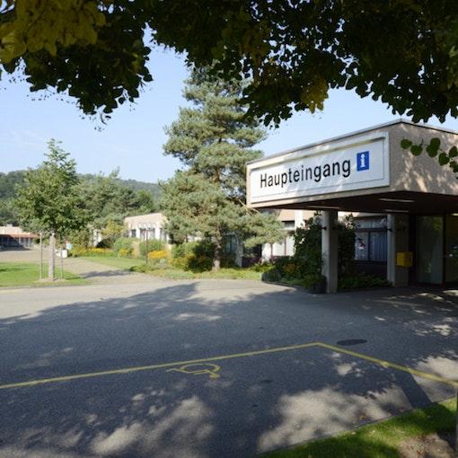 Default pflegezentrum embrach haupteingang