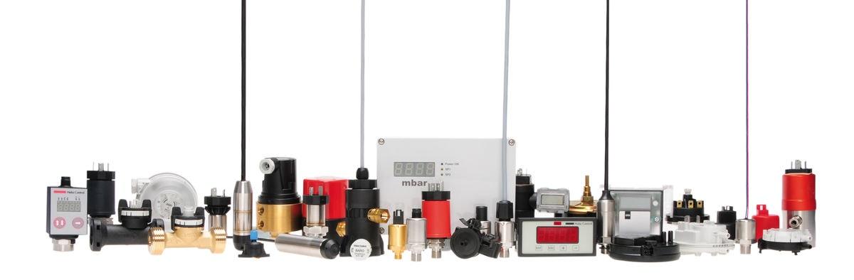Huba Control Produkte