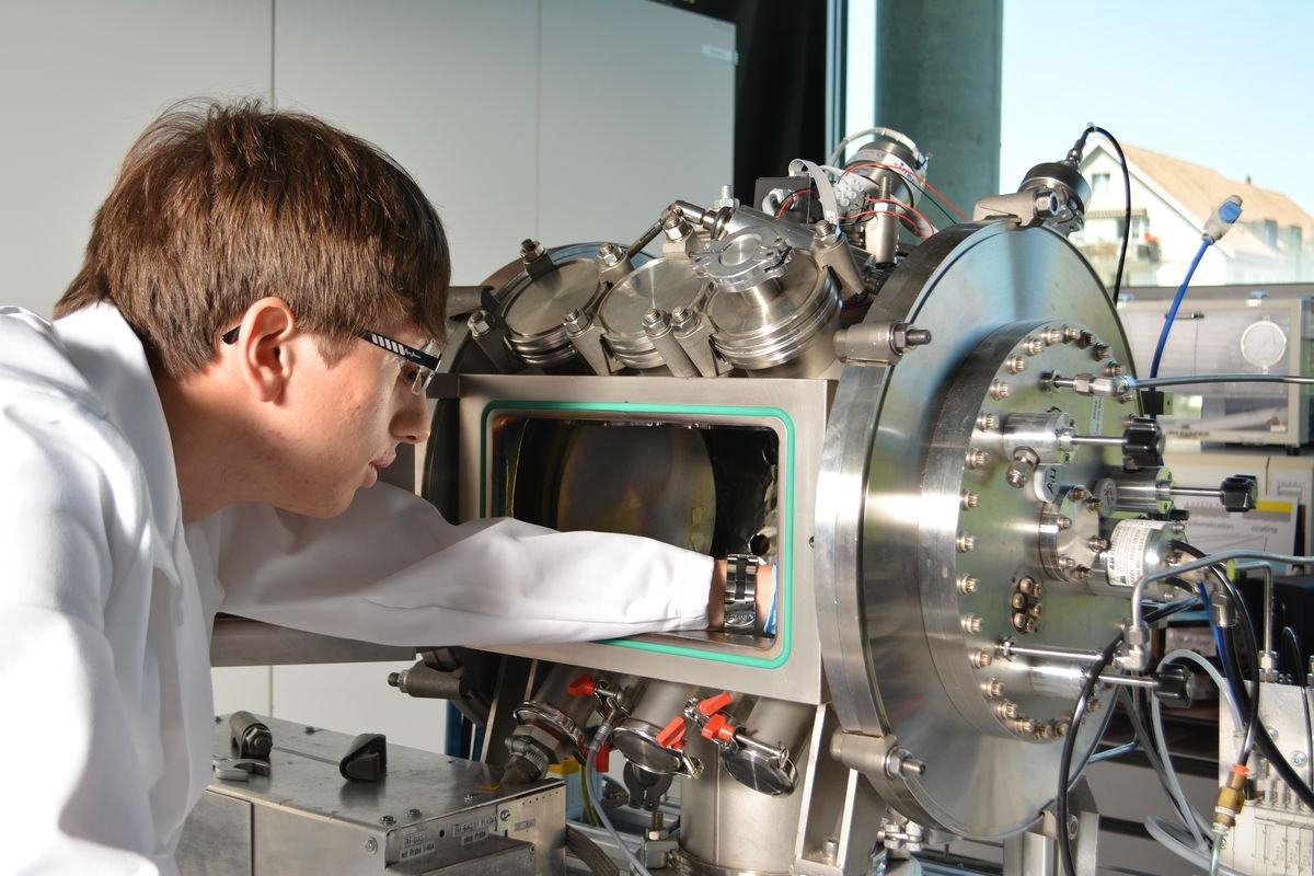 Physiklaborant/in EFZ