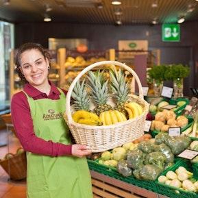 Detailhandelsfachfrau/-mann Nahrungs- und Genussmittel Beratung EFZ