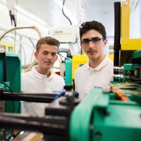 Kunststofftechnologe/-technologin EFZ