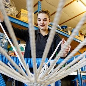 Textiltechnologe/-in EFZ Seil- und Hebetechnik