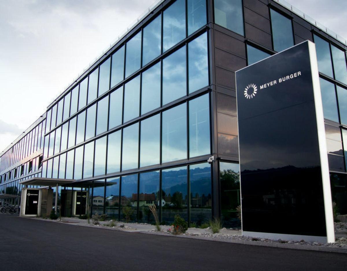 Firmenhauptsitz in Gwatt (Thun)