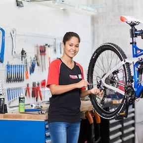 Fahrradmechaniker/in EFZ