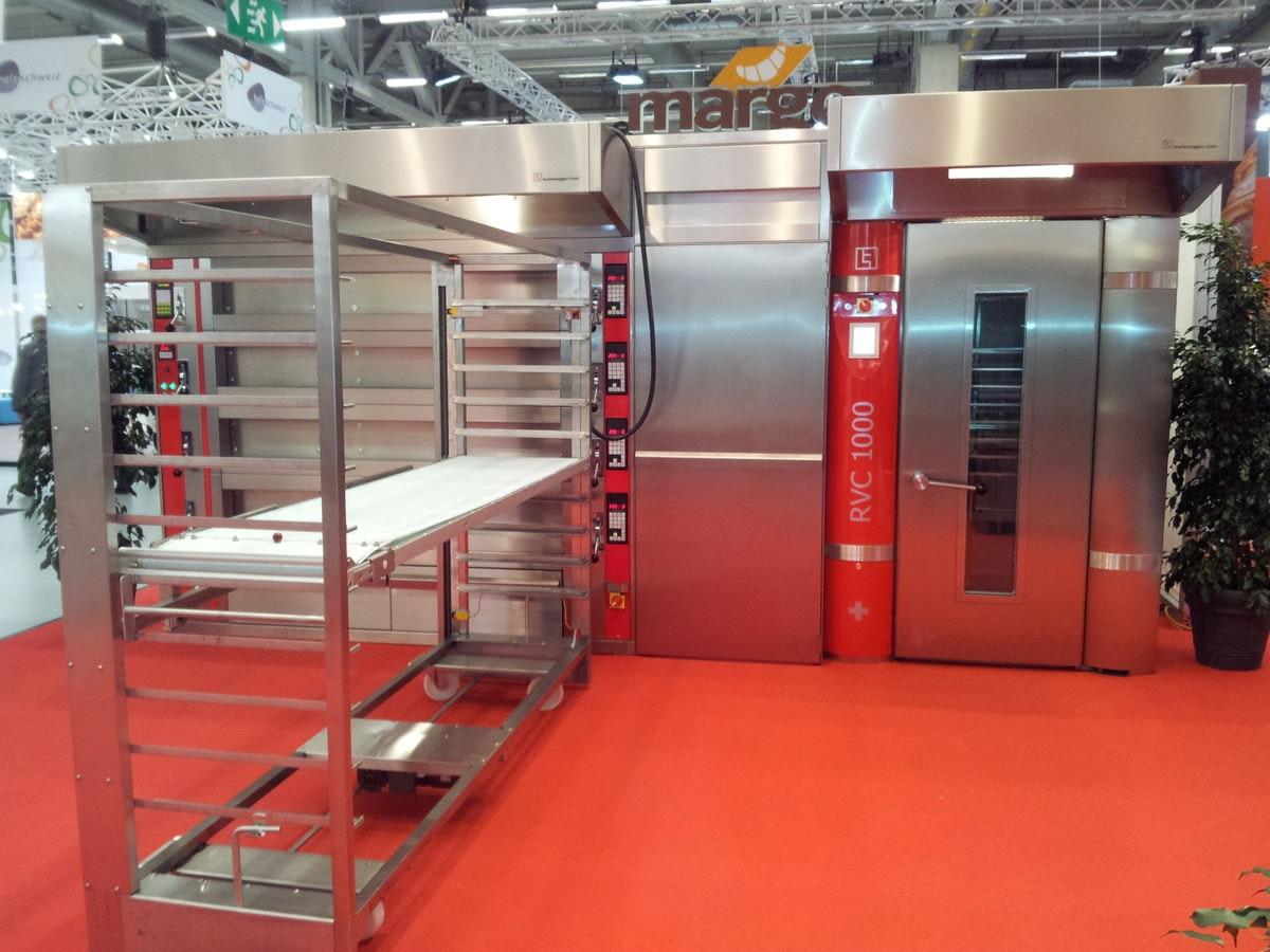FBK Bern Fachmesse Bäckerei