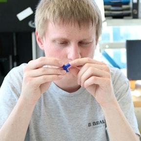Kunststofftechnologe