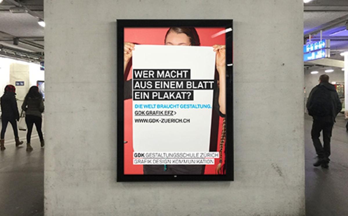 Kampagne: Die Welt braucht Gestaltung