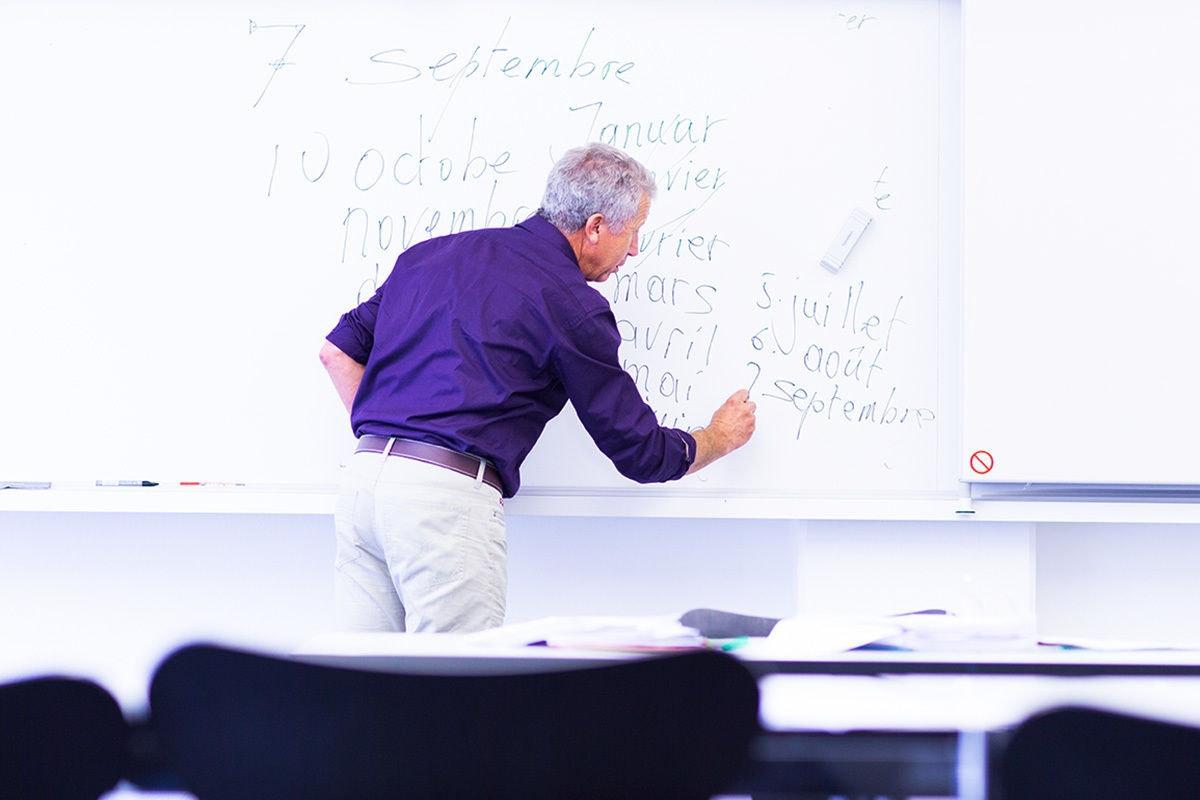 Engagierte Lehrer fördern und fordern dich