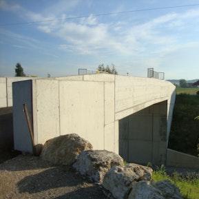 Neubau Wegüberführung Ferenbalm