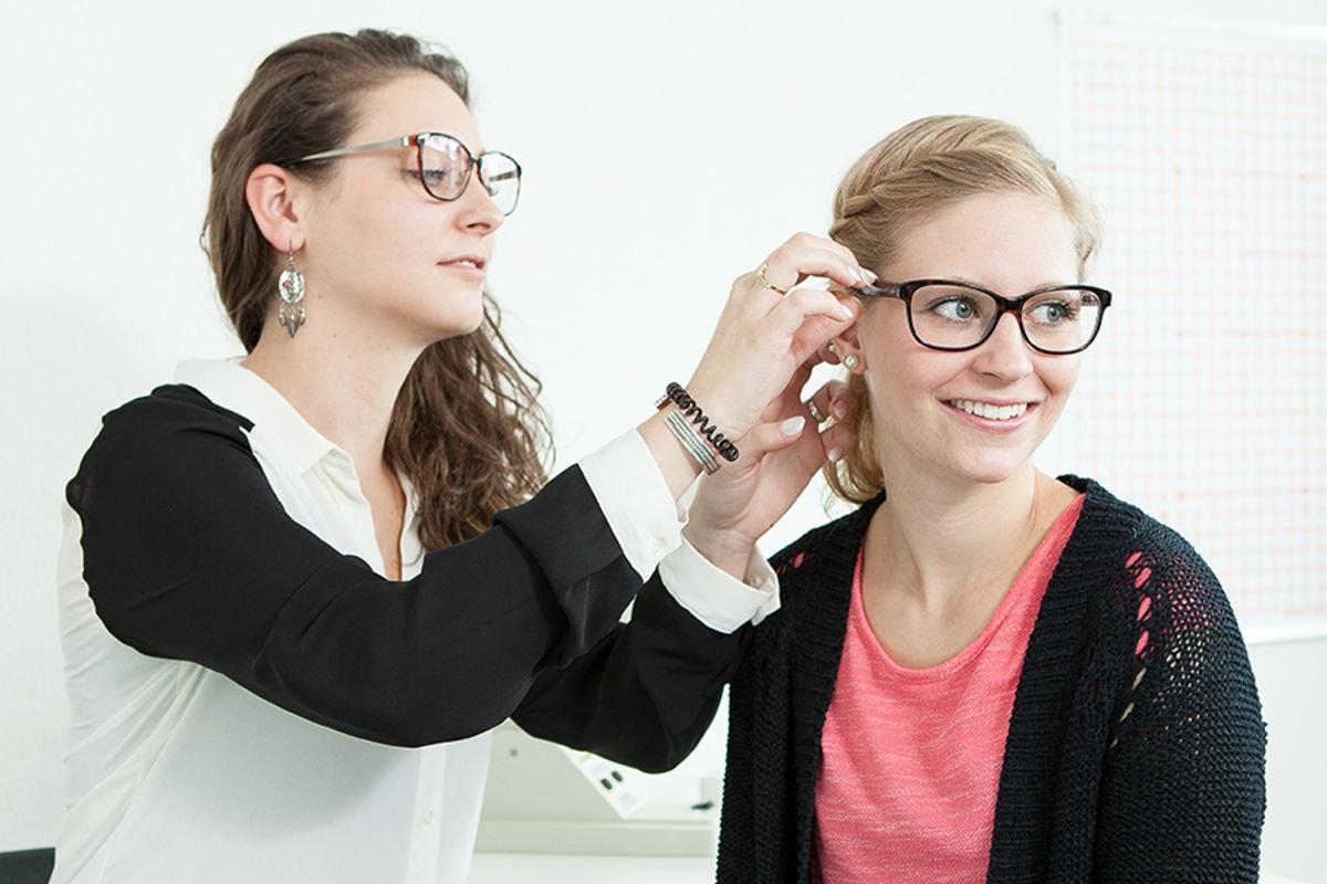 Augenoptiker/-in EFZ