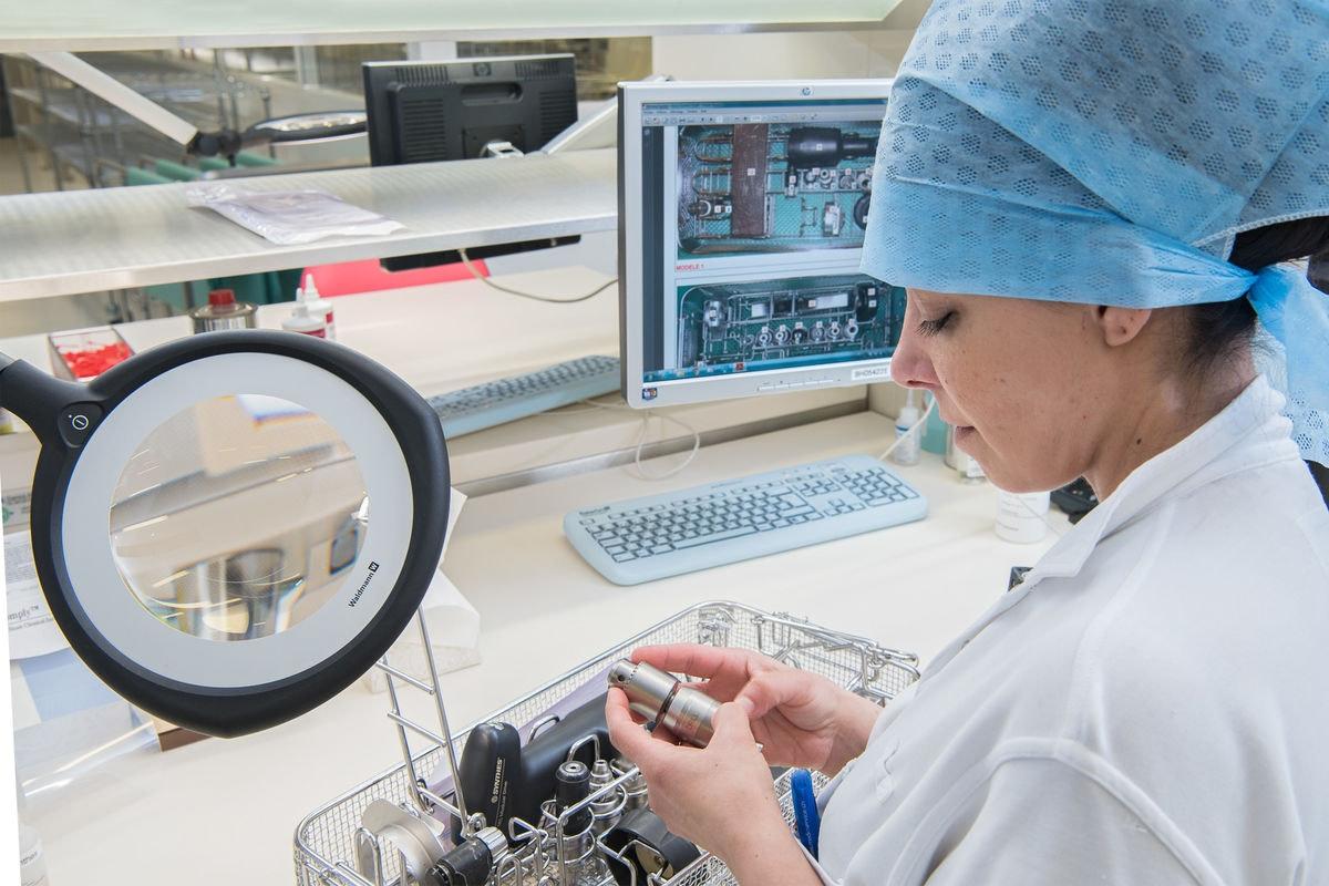 Medizinproduktetechnologe/-in EFZ