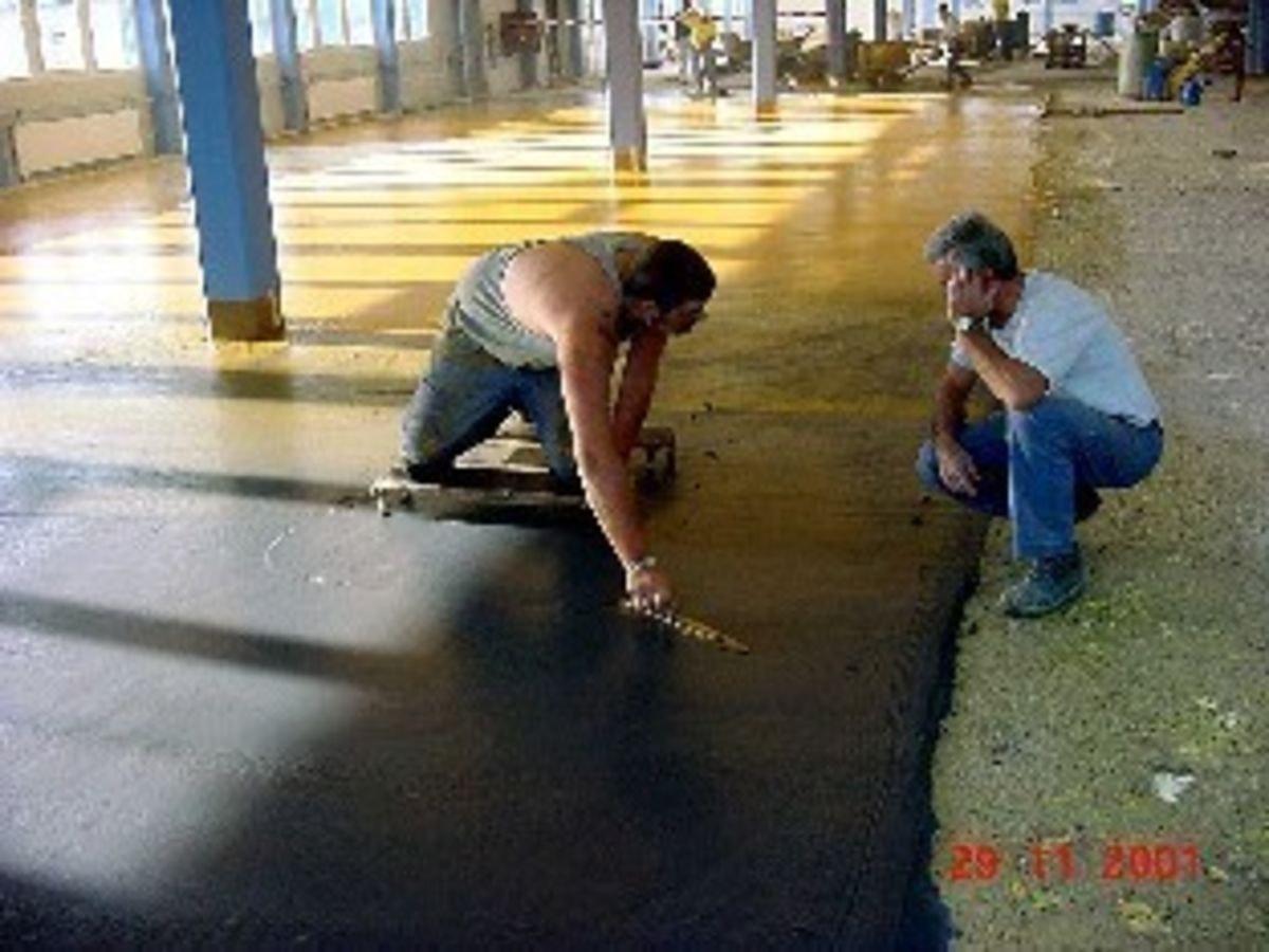 Industrie- und Unterlagsbodenbauer/-in EFZ