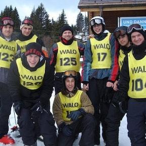 Lernende bei WALO