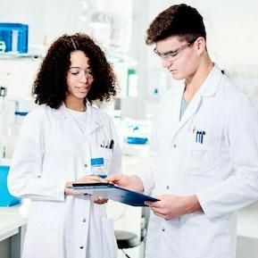 Laborant/in Fachrichtung Chemie EFZ