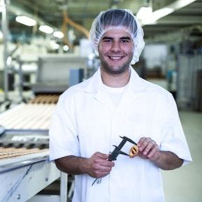 Lebensmitteltechnologe/in EFZ
